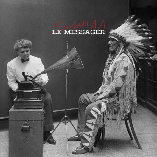 Le Messager (LP) by Samian - Compact Disc (First Edition)