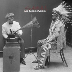 Le Messager (LP) by Samian - Compact Disc (First Edition) - Booklet - Page 1