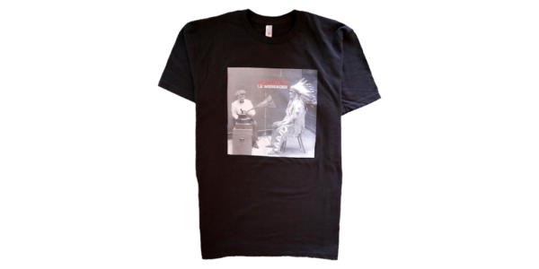 Le Messager by Samian - T-Shirt (First Edition)
