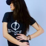 Jivanah wearing SNG Series T-Shirts